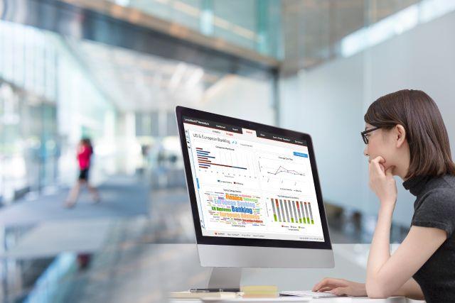 LexisNexis | Nexis Solutions ajoute la « Recherche Simplifiée » à sa plate-forme de veille média Nexis Newsdesk